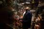 Aegis, une des six expériences du CERN, près de Genève, dont le but est de savoir si la matière et l'antimatière se comportent de la même façon.