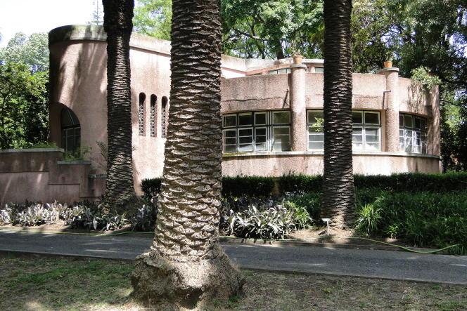 Le jardin botanique tropical de Belem.