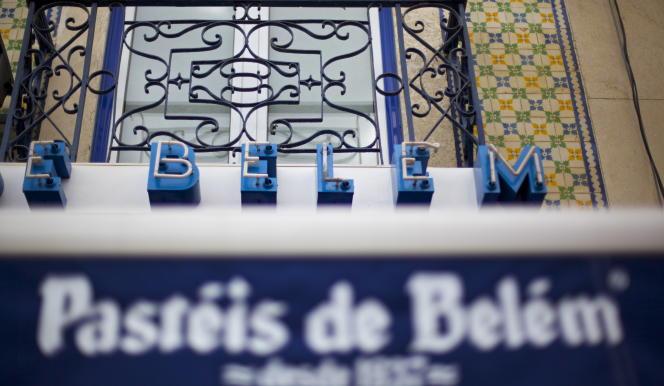 La Pastéis de Belem.