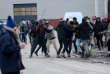Des heurts ont opposé Afghans et Erythréens le 1er février à Calais.