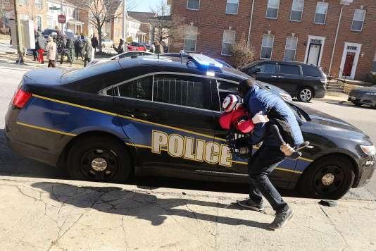 Le taux d'homicides à Baltimore est le deuxième plus important au niveau national, après St. Louis (Missouri).