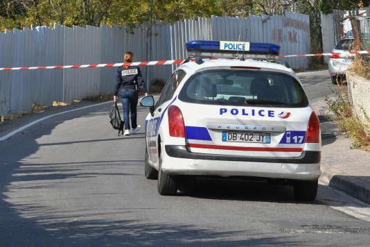 Marseille a connu 29 homicides par balle en 2016, 14 en 2017.