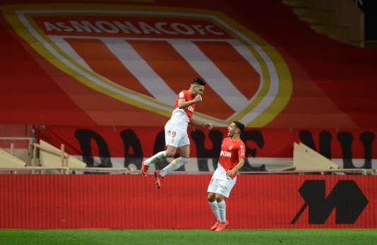 Monaco a battu Lyon (3-2) pour monter sur le podium de la Ligue 1.