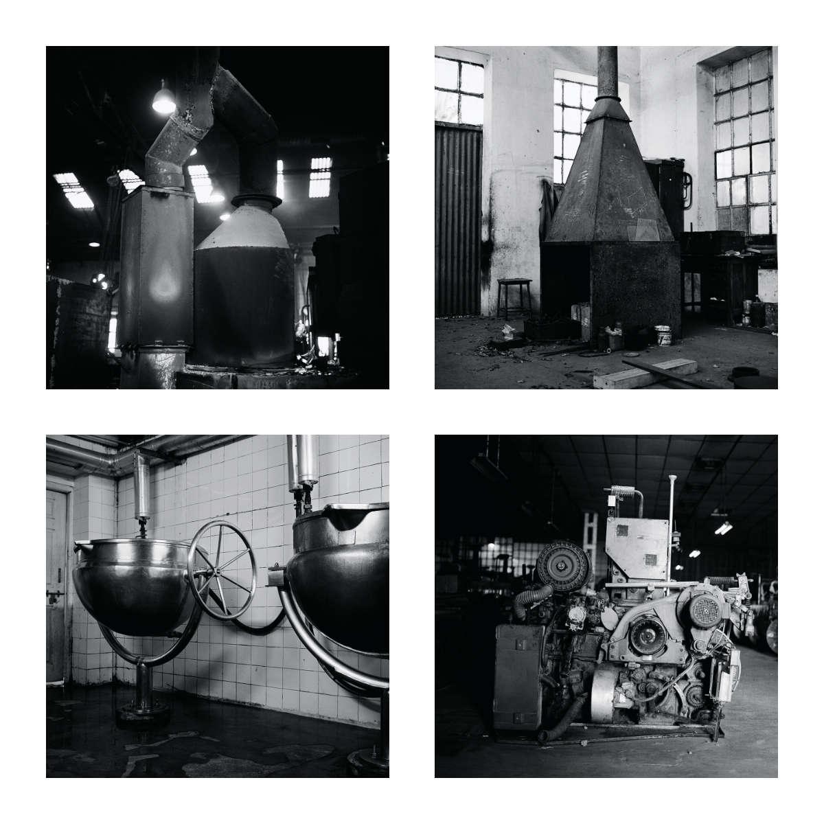 Extraits du« Museum of Machines»