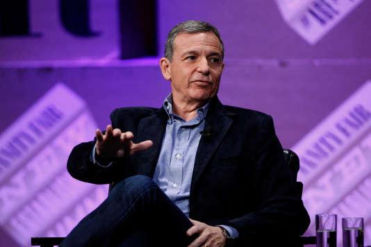 Le patron de la Walt Disney Company, Bob Iger, à San Francisco, en Californie,le 9 octobre 2014.