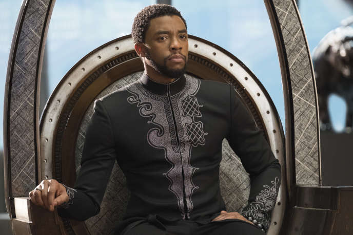 Chadwick Boseman, l'acteur principal de« Black Panther».
