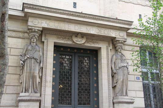 La faculté de médecine de Paris-Descartes