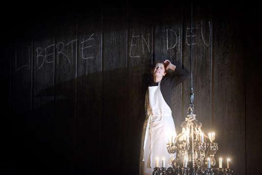 « Dialogues des carmélites», de Francis Poulenc, mis en scène par Olivier Py.