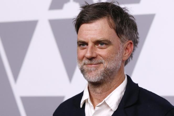 Le réalisateur Paul Thomas Anderson lors du déjeuner des nommés aux Oscars, à Los Angeles, le 5 février 2018.