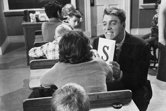 Burt Lancaster dans «Un enfant attend» (1963), de John Cassavetes.