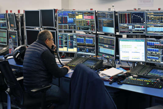 L'indice CAC 40 a cédé 72,47 points, à 5 079,21 points, vendredi 9 février.