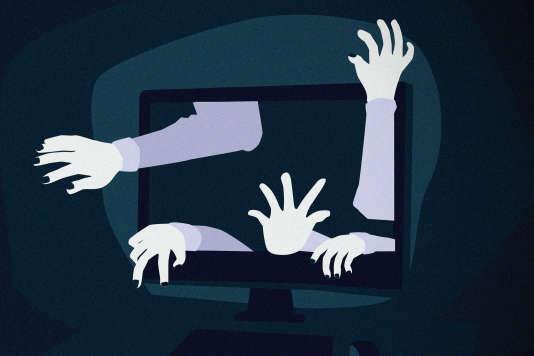 Les journalistes sont régulièrement victimes de cyberharcèlement.