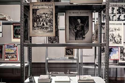 «The Culture of Fear : An Invention of Evil», installation de Kader Attia, à Lausanne, en 2015.