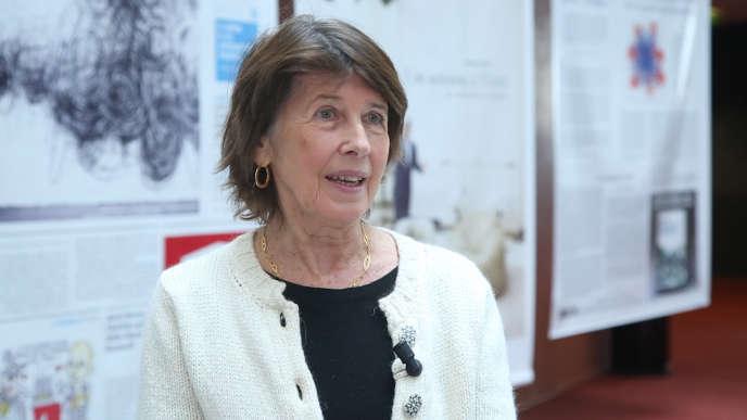 Monique Dagnaud, sociologue et chercheuse au CNRS.