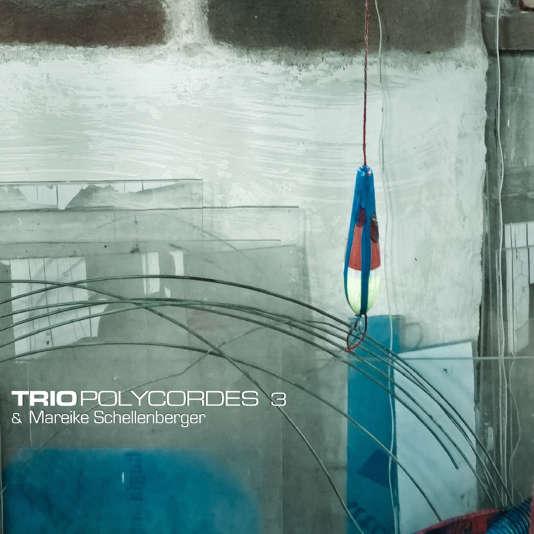 Pochette de l'album« Volume 3», du trio Polycordes.