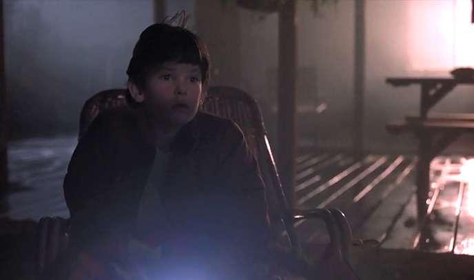 Elliott (Henry Thomas) dans « ET » (1982), de Steven Spielberg.