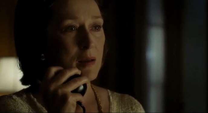 Kay Graham (Meryl Streep) dans « Pentagon Papers», de Steven Spielberg, sorti le 24 janvier.