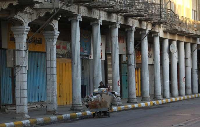 Dans Bagdad, le 29 janvier.