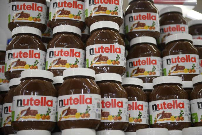 Des promotions sur le Nutella ont suscité de violentes bousculades dans les supermarchés, à la fin de janvier.