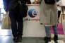 Une agence de Pôle emploi, à Paris, le 7 février.