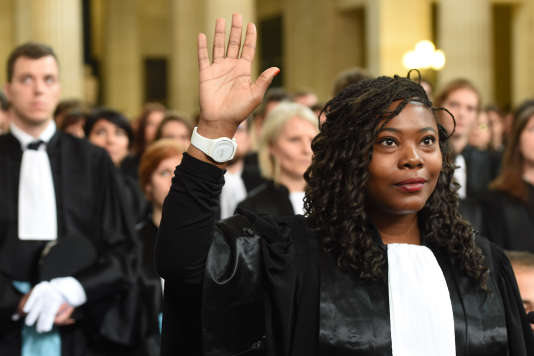 Enm la magistrature largit son recrutement la soci t - Chambre nationale des huissiers de justice resultat examen ...