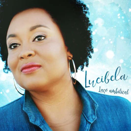Pochette de l'album«Laço umbilical», deLucibela.