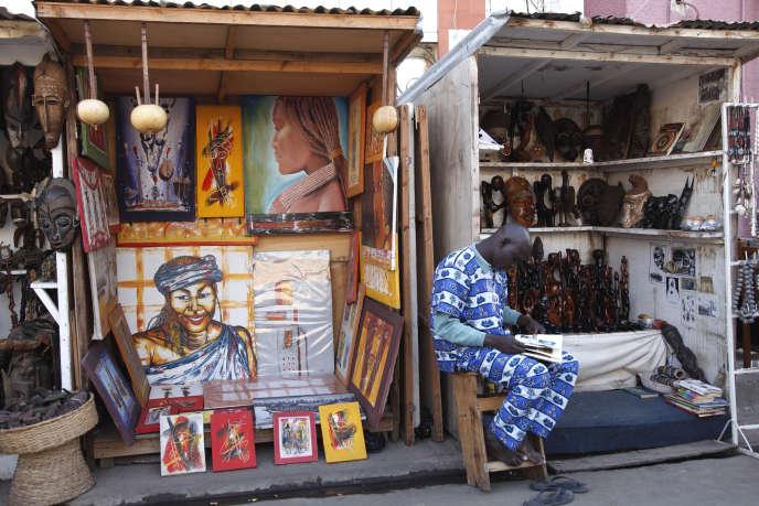 Au marché Kermel, dans la vieille ville.