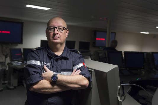 Le major wilfrid au service d une marine nationale num ris e for Chef cuisinier emploi