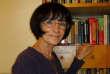Henriette Bichonnier, chez elle à Paris.