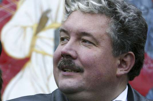 Sergueï Babourine, en 2006.