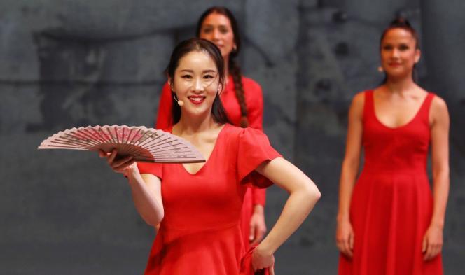 «Carmen(s)», de José Montalvo au Théâtre national de Chaillot à Paris.