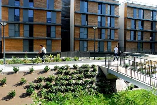 logement Crous étudiants campus cité U