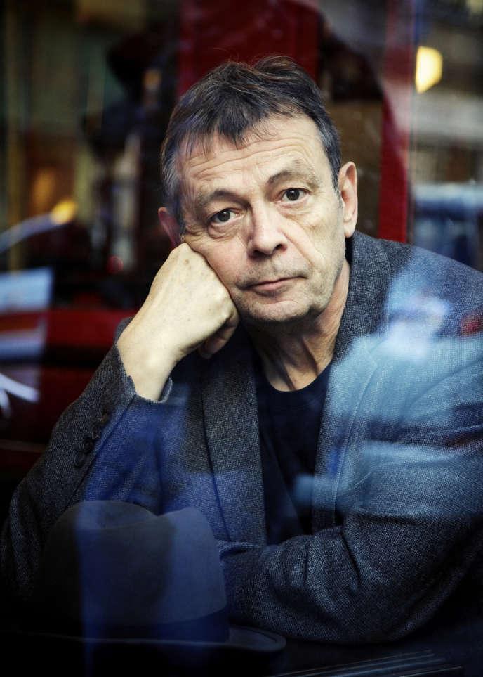 Pierre Lemaitre, à Paris, en février 2016.