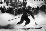 En 1936, les Jeux d'hiver nazis, « laboratoire » de la propagande hitlérienne.