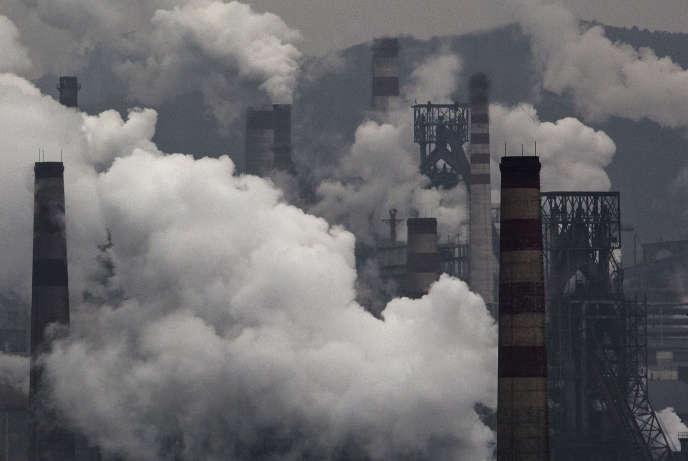 En Chine, les chaudières utilisées pour le chauffage ou par l'industrie consomment 600 millions de tonnes de charbon par an.