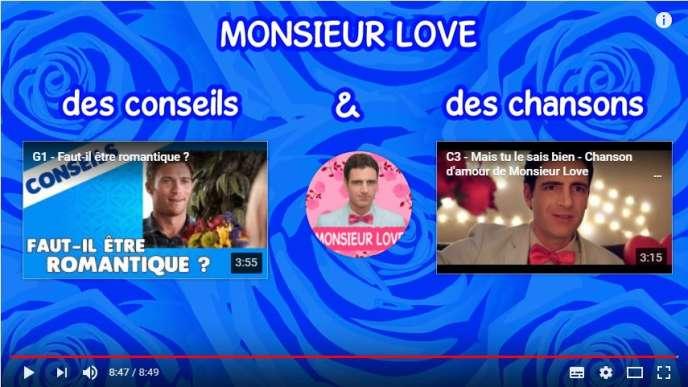 Sur YouTube, Monsieur Love, Elo Gatino, Amandyne's World et bien d'autres ont consacré un tuto au sujet de la drague par SMS.