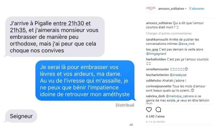 L Instagram Des Plus Beaux Textos D Amour Et Des Declarations Enflammees