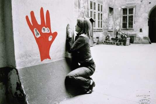 «Konfiguration mit Roter Hand» (1972), deVALIE EXPORT.