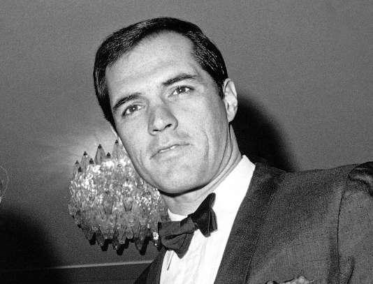 John Gavin en novembre 1967.