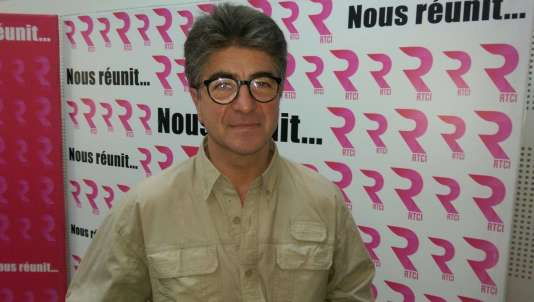 Patrice Barrat, en 2015.