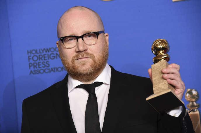 Johann Johannsson, le 11 janvier 2015, récompensé par un Golden Globes pour la musique du film «Une merveilleuse histoire du temps».