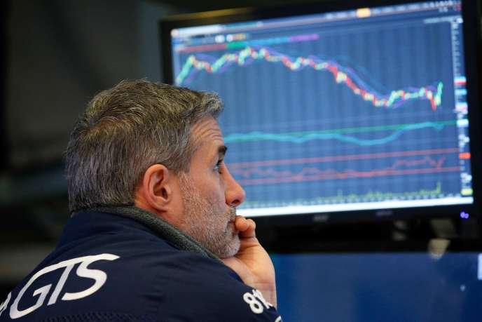Les marchés doivent désormais revenir à la réalité des prix, ici à la Bourse de New York