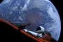 Une Tesla dans l'espace, une publicité imparable... Fournie par le constructeur.