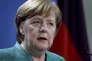 Angela Merkel à Berlin, le 17 janvier.