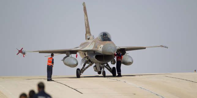 Israël frappe en Syrie après le survol d'un drone attribué à l'Iran