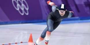 Alexis Contin est le seul Français aligné sur la« grande piste» dans ces Jeux.