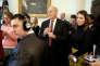 Le secrétaire général de la Maison Blanche, John Kelly, lors d'une déclaration de Donald Trump, à Washington, le 6 février.
