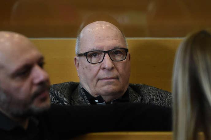 Jacques Cassandri, le 12 février 2018 à Marseille.