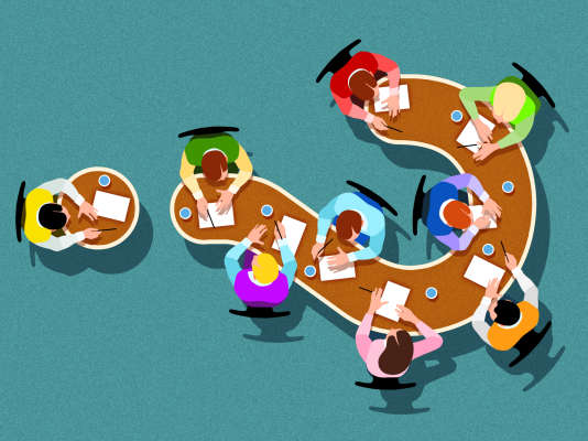 «Le CSE, instance unique de représentation du personnel, a été créé pour remplacer les actuels comités d'entreprise, délégués du personnel et comité d'hygiène, de sécurité et des conditions de travail (CHSCT). Il doit être installé au plus tard le 31décembre 2019 dans toutes les entreprises de plus de onze salariésé.