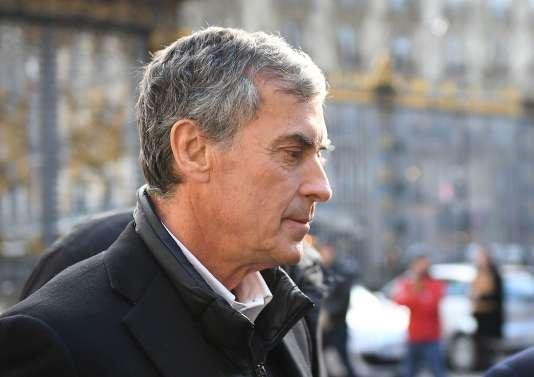 Jérôme Cahuzac, le 12 février 2018.